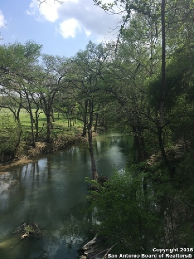 Boerne Residential Lots & Land New: Lot 325 Saddle Mountain Dr