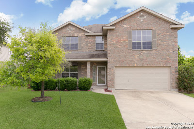 Cibolo Single Family Home New: 109 Coriander Ct