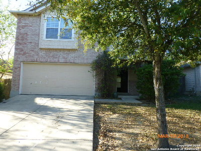 Cibolo Single Family Home New: 3437 Whisper Bluff