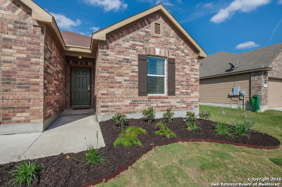 New Braunfels Single Family Home New: 1481 Jordan Crossing