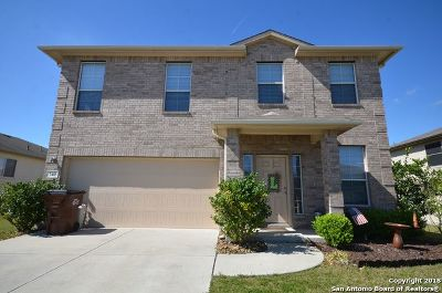 Cibolo Single Family Home New: 740 Fountain Gate