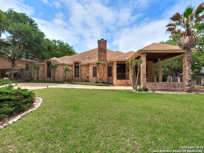 San Antonio Single Family Home New: 514 Bluff Trail
