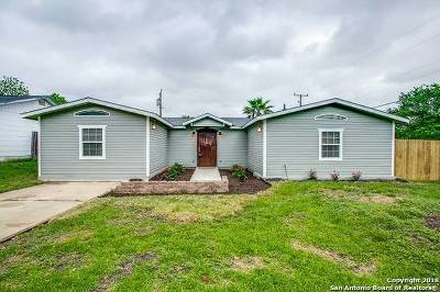 Bexar County Single Family Home For Sale: 3103 Greenacres St