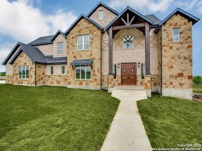 Single Family Home For Sale: 703 Abbott Rdg