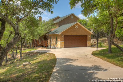 Bulverde Single Family Home Active RFR: 183 Crescent Ln