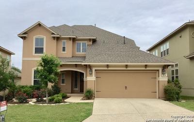 San Antonio Single Family Home New: 414 Tranquil Oaks