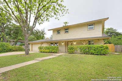 San Antonio Single Family Home Back on Market: 8726 Sagebrush Ln