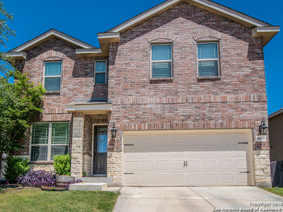 San Antonio Single Family Home For Sale: 6435 Lionheart Park