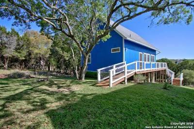 Canyon Lake Single Family Home New: 4343 Morningside Way