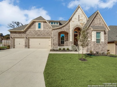 Boerne Single Family Home Back on Market: 8615 Monterey Falls