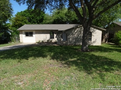 Live Oak Rental For Rent: 7509 Valley Oak St