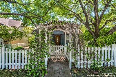San Antonio Single Family Home New: 238 Normandy Ave
