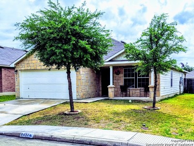 San Antonio Single Family Home Price Change: 8434 Silver Willow