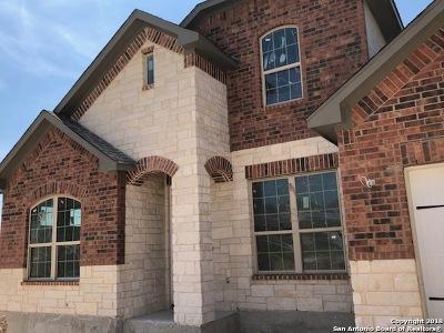 San Antonio Single Family Home New: 1818 Small Creek