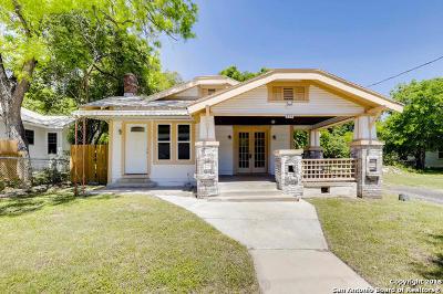 Bexar County Multi Family Home Back on Market: 826 E Erie Ave