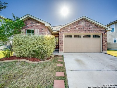 San Antonio Single Family Home New: 12526 Nine Iron Way