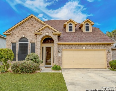 Cibolo Single Family Home New: 236 Fawn Ridge