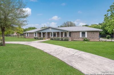 San Antonio Single Family Home New: 9438 Rochelle Rd