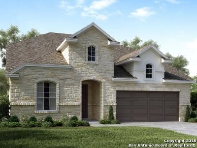 San Antonio Single Family Home New: 13915 Silas Creek