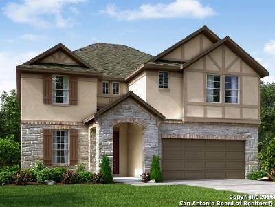 San Antonio Single Family Home New: 13919 Silas Creek