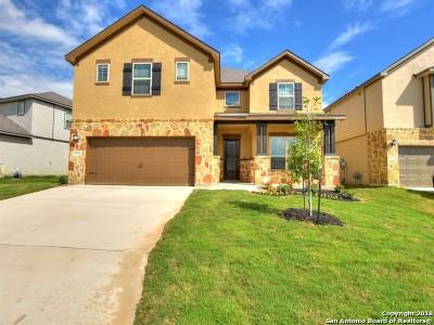 San Antonio Single Family Home New: 13931 Silas Creek