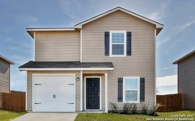 San Antonio Single Family Home New: 12367 Kirshner Way