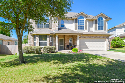 Cibolo Single Family Home New: 320 Moonlight Ct