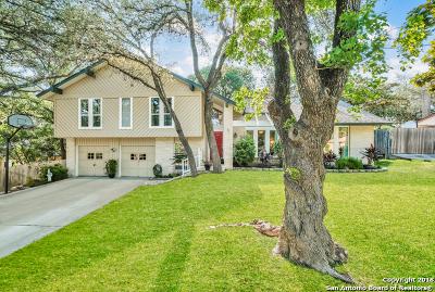 San Antonio Single Family Home New: 15619 Partridge Trail