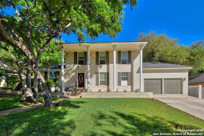 San Antonio Single Family Home New: 11535 Whisper Breeze St