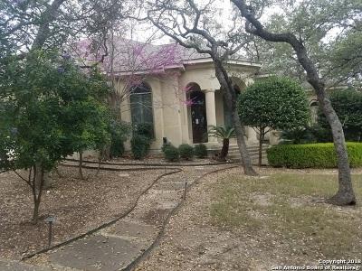 Helotes Single Family Home New: 119 Santa Fe Walk