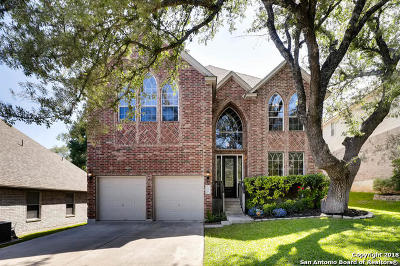 San Antonio Single Family Home New: 1306 Charlisas Way