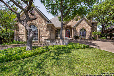San Antonio Single Family Home New: 1515 Hawks Meadow