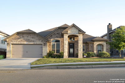 Bexar County Single Family Home New: 11106 Butterfly Bush