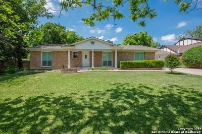 San Antonio Single Family Home New: 407 E Hathaway Dr