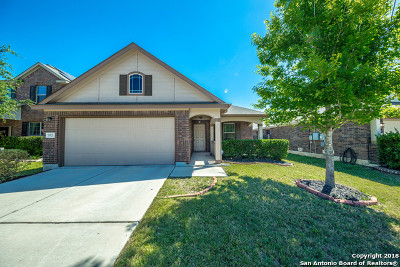 Cibolo Single Family Home New: 352 Buckboard Ln