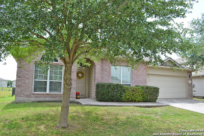 Schertz Single Family Home New: 3720 Pebble Beach
