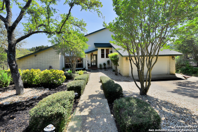 Helotes Single Family Home New: 16725 Windjammer