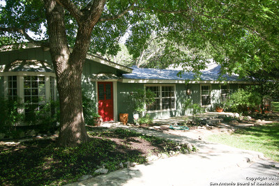 Boerne Single Family Home New: 28080 Waterview Dr