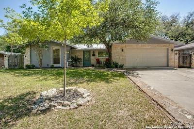 San Antonio Single Family Home New: 2106 Edgehill Dr
