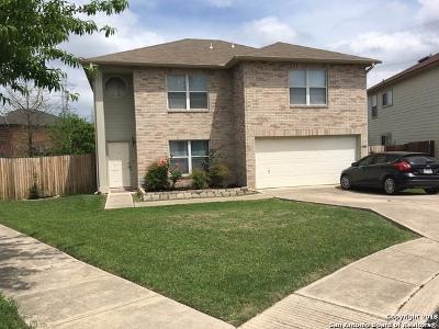 Single Family Home New: 10803 Bentsen Palm