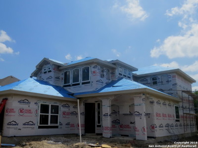 Schertz Single Family Home New: 6018 Covers Cove