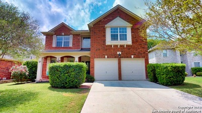 Schertz Single Family Home New: 4513 Horseshoe Cv