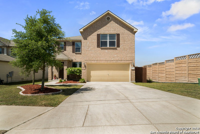 Schertz Single Family Home New: 5708 Columbia Dr