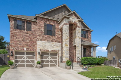 Bexar County Single Family Home New: 1303 Osnats Pt