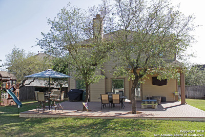 San Antonio Single Family Home New: 23142 Bengal Brook
