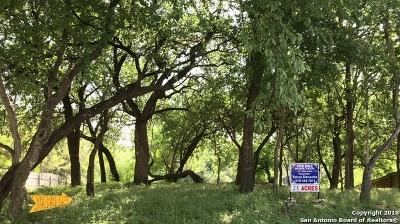 San Antonio Residential Lots & Land New: 1327 Circle H Dr.
