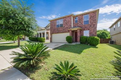 Single Family Home New: 9611 Rainbow Creek