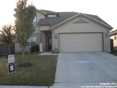 Schertz Single Family Home New: 3913 Wensledale Dr