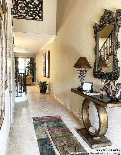 San Antonio Single Family Home New: 13522 Able Creek Dr