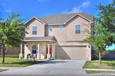 Cibolo Single Family Home New: 337 Soapstone